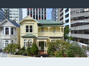 NZ - Lovely Professional Mature Flat , Wellington - $185 pw