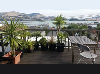 NZ - Flatmate/s wanted for Lyttelton House with awesome views!, Christchurch - $200 pw