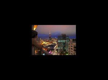NZ - Penthouse Apartment Room Available CBD, Auckland - $240 pw