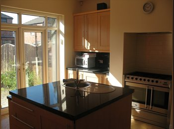 EasyRoommate UK - Single Bedroom In Gorgeous Houseshare in Stretford, Sale - £350 pcm