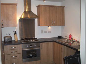 EasyRoommate UK - Large double room, own bathroom, Ringley Lock,Whitefield., Stoneclough - £305 pcm