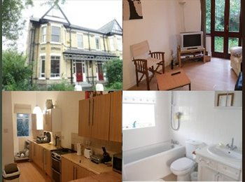 EasyRoommate UK - Large Double Room Didsbury, Withington - £429 pcm