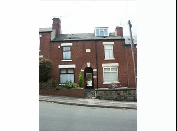 EasyRoommate UK - 4 Bedrooms in Great Student House and NO Summer Rent, Heeley - £220 pcm