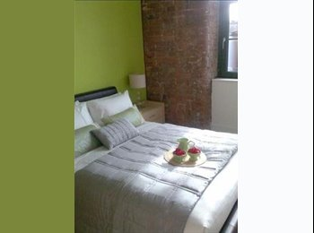 EasyRoommate UK - ALL INC LARGE DOUBLE CITY CENTRE £519, Castlefield - £519 pcm