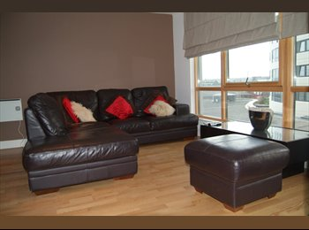 EasyRoommate UK - Mclintok house , clarence dock, Holbeck - £500 pcm