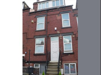 EasyRoommate UK - REDUCED - ONE ROOM LEFT  (Bills incl)!, Kirkstall - £320 pcm