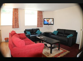 EasyRoommate UK - Room in  Post Grads house for ACADEMIC YEAR   2017-18, Hyde Park - £295 pcm