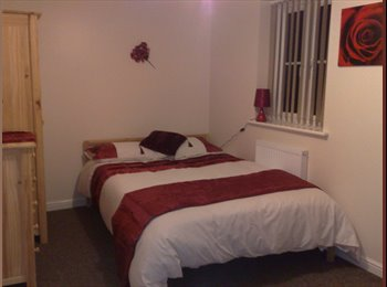 EasyRoommate UK - Aspley NG8, near motorway J26, 3 mile from city, Cinderhill - £360 pcm
