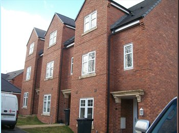 EasyRoommate UK - Atherton:selection of rooms in new mews houses, Leigh - £347 pcm