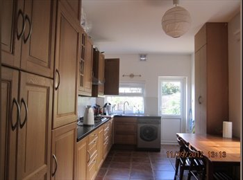 EasyRoommate UK - Lovely Double room in a modern house w garden, Ponders End - £520 pcm