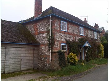 EasyRoommate UK - Large country house with large Garden and Garage, Andover - £450 pcm