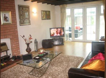 EasyRoommate UK - Prof women for house share in beautiful house, Moor Green - £500 pcm
