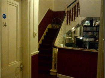 EasyRoommate UK - RESIDENTIAL GUEST HOUSE IN ST LEONARDS ON SEA, Hastings - £340 pcm