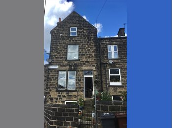 EasyRoommate UK - Double room, Victorian end terrace house, Guiseley, Newall with Clifton - £400 pcm