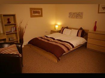 EasyRoommate UK -  BRIGHT DOUBLE ENSUITE IN BEAUTIFUL FRIENDLY HOUSE, Warrington - £500 pcm