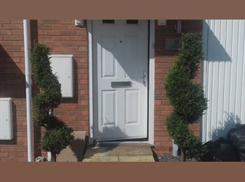 EasyRoommate UK - SINGLE (COMPACT) AND DOUBLE ROOM AVAILABLE, Tile Hill - £325 pcm