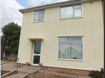EasyRoommate UK - Ground Floor Double Room - No Deposit needed, Leamington Spa - £375 pcm