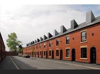 EasyRoommate UK - HOUSE SHARE - URBAN SPLASH - Upside down house, Salford - £500 pcm