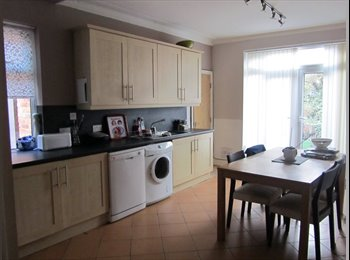 EasyRoommate UK - Lovely Bedroom with Own Bathroom In Houseshare In Chorlton, Chorlton-cum-Hardy - £525 pcm