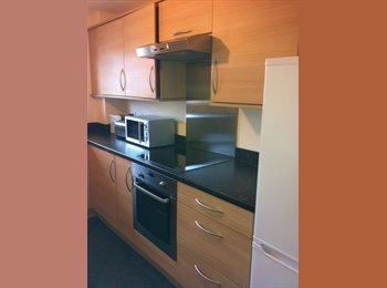 EasyRoommate UK - Smart room in new riverside apartment, Lemington - £368 pcm