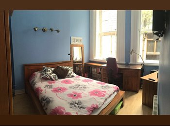 EasyRoommate UK - Best of both worlds =Flat with all mod cons in a Victorian building, Liverpool - £608 pcm