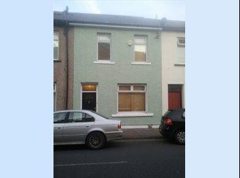 EasyRoommate UK - Good size room to let in shared house in Adamsdown, Adamsdown - £320 pcm