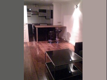 EasyRoommate UK - room in 2 bed flat, Notting Hill - £1,000 pcm