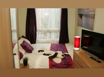 EasyRoommate UK - DOUBLE ROOM EARLSDON COVENTRY - CLEANING & BILLS INCLUDED, Earlsdon - £410 pcm