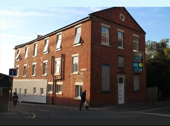 EasyRoommate UK - ROOM AVILABLE IN NEW APARTMENTS NEXT 2 UNIVERSITY, Preston - £368 pcm