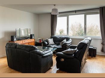 EasyRoommate UK - Double room to rent at the top of the hill!, Newport - £360 pcm