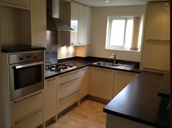 EasyRoommate UK - Very Large Double Room Available in luxury  2 Bed City Centre apartment, Preston - £340 pcm