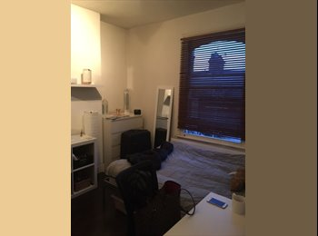 EasyRoommate UK - FULHAM DBL ROOM IN 1ST FLOOR SPLIT LEVEL FLAT - 3 MIN TUBE nr coffee shops, market + bars., West Brompton - £800 pcm