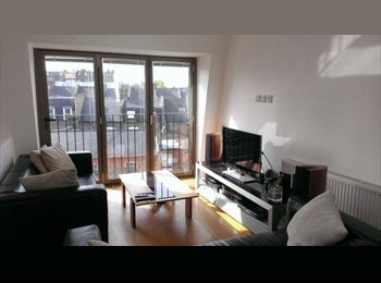 EasyRoommate UK - A bright double room available for one person in a fantastic flatshare on Epirus Road, Fulham SW6 fo, West Brompton - £992 pcm
