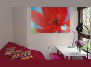 EasyRoommate UK - beautiful room in luxury flat, Maryhill - £325 pcm