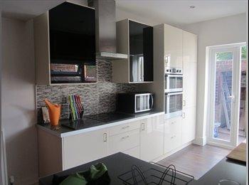 EasyRoommate UK - Room to rent in lovely female house share, Moss Side - £450 pcm