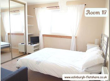 EasyRoommate UK - Fantastic Double Room - ALL BILLS INCLUDED IN RENT, Drylaw - £450 pcm