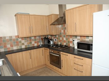 EasyRoommate UK - Large Luxury Double Room available in this 3 Bed Spacious Accommodation in Loughborough , Loughborough - £325 pcm