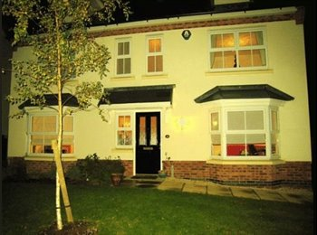 EasyRoommate UK - 1 or 2  Very comfortable & well fitted rooms in beautiful large modern house, Beech Lanes - £500 pcm
