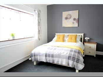 EasyRoommate UK -  Ensuite Rooms Close To The Queens Hospital, Burton-on-Trent - £368 pcm