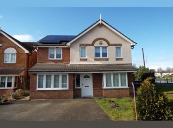 EasyRoommate UK - Professional houseshare Kirkby - close to AIntree hospital, Croxteth - £390 pcm