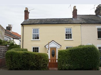 EasyRoommate UK - Golden Triangle. Large Double Room in Professional Female Houseshare., Norwich - £440 pcm