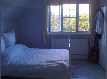 EasyRoommate UK - large double bedroom  with walk in wardrobe, Streatham - £620 pcm