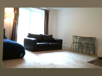 EasyRoommate UK - self contained annexe/studio available 15 th july, Newbury - £550 pcm