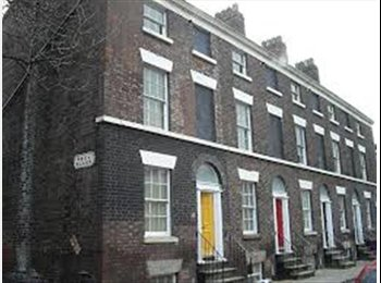 EasyRoommate UK - Rooms available close to the city centre and Anglican Cathedral all bills included!, Toxteth - £390 pcm