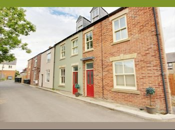 EasyRoommate UK - Shared house close to New College and University Hospital , Durham - £412 pcm