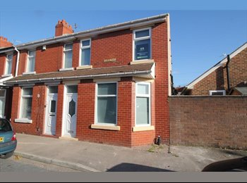 EasyRoommate UK - ****** Amazing NEW property MUST SEE ******Gordon Road £411p month, Thornton-Cleveleys - £411 pcm