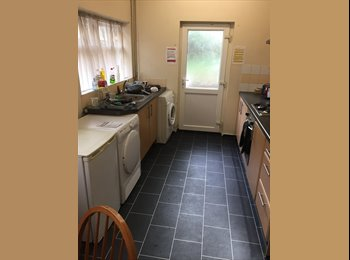 EasyRoommate UK - SPACIOUS DOUBLE ROOM TO LET, Greet - £330 pcm
