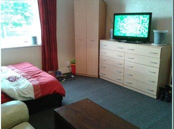 EasyRoommate UK - CLEAN COMFORTABLE  ROOM, Huddersfield - £325 pcm