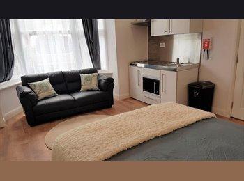 EasyRoommate UK - Stunning Studio Flat, Beautiful Road, Moseley - £775 pcm