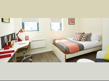 EasyRoommate UK - New student ensuite city centre accommodation room , Leicester - £386 pcm